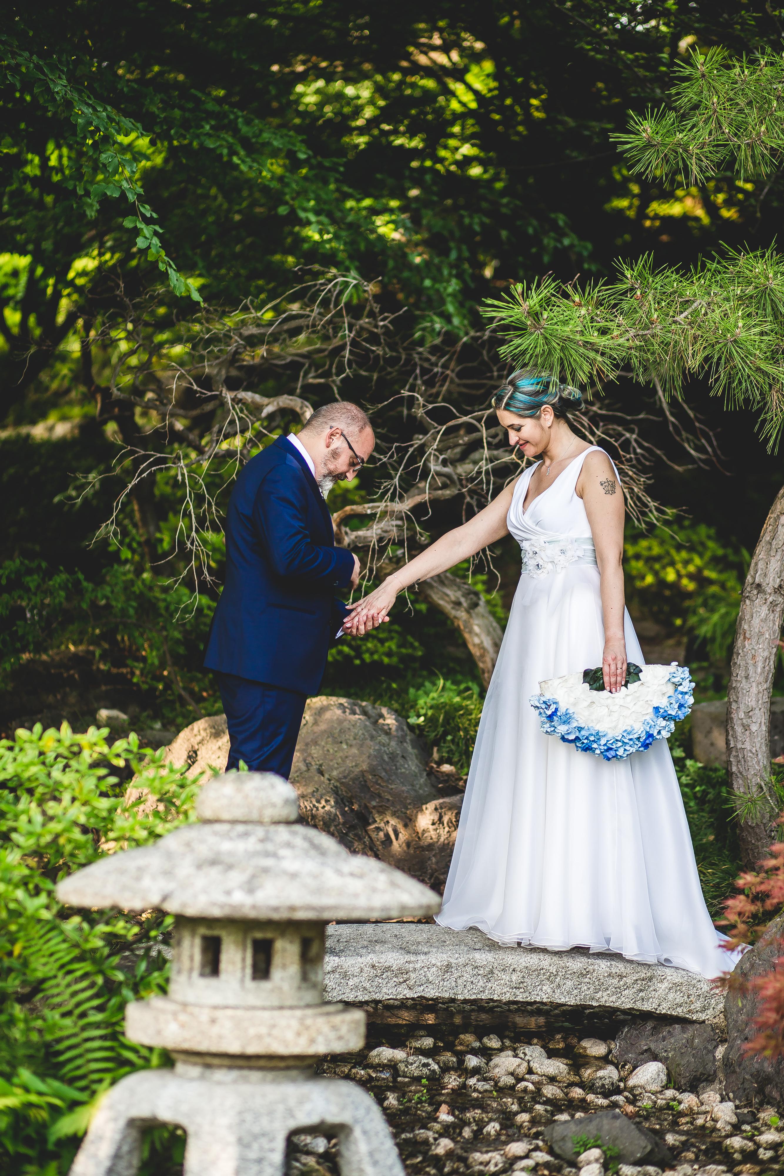 Un Matrimonio particolare a tema Giappone